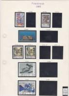Frankreich 13 Verschiedene Briefmarken - Used - Frankreich