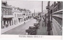 BROADSTREET, OTRABANDA, CURACAO, N. W. I. - CALLE ANCHA, OTRABANDA, CURACAO, N. W. I. - Curaçao