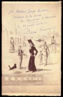 """Programme: """"Rossini"""", Avec Dédicace De René Fauchois - 21 Avril 1950. - Livres, BD, Revues"""