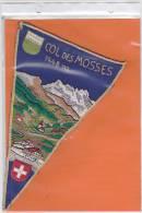 Col Des Mosses - Drapeau - Ecussons Tissu