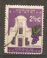South Africa 1961  New Republic 2.1/2c  (o) Perf 14 (type I) - South Africa (1961-...)