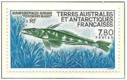 T.A.A.F.1991: Michel-No.275 Champsocephalus Gunnari  ** MNH (cote 4.20 Euro) - Fische