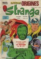 STRANGE SPECIAL ORIGINE N° 205 BIS BE LUG 01-1987 - Strange