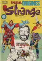 STRANGE SPECIAL ORIGINE N° 211 BIS BE LUG 07-1987 - Strange