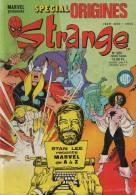 STRANGE SPECIAL ORIGINE N° 223 BIS BE LUG 07-1988 - Strange