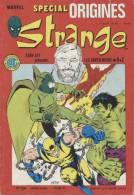 STRANGE SPECIAL ORIGINE N° 226 BIS BE LUG 10-1988 - Strange