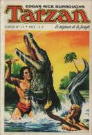 Tarzan Album 25 ( 32 33 34 ) BE SAGEDITION 02-1975 - Tarzan