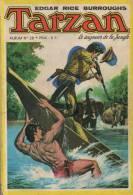 Tarzan Album 28 (43 44 45 46 ) BE SAGEDITION 01-1976 - Tarzan