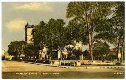 KNUTSFORD : PARISH CHURCH - England