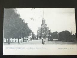 Bruxelles   Ixelles     L'Eglise Sainte - Croix - Elsene - Ixelles