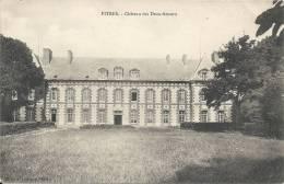 PITRES  - 27 -  Le Chateau Des Deux Amants   Jl - Other Municipalities