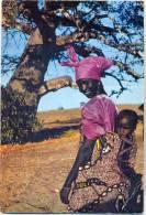 _Np667: Repub. De Côte D´Ivore : Tendresse Maternelle...1969 - Côte-d'Ivoire
