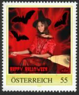 """Personalisierte Briefmarke PM 8025119 """"HEXE NICOLE 2009"""" - Österreich"""