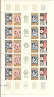 PHILATEC PARIS 1964 - Yv 1417A X 5 -Feuille De 5 Bandes - Neuf - - Feuilles Complètes