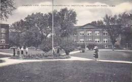 Iowa University Park Campus View Chicago Evangelistic Institute Artvue - Unclassified