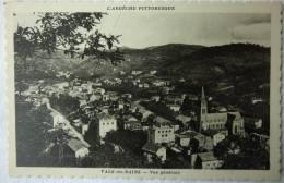L'ARDECHE PITTORESQUE VALS LES BAINS VUE GENERALE - EDITION P DUPONT - CPSM NON ECRITE CORRECTE - Vals Les Bains