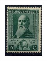 Belgique COB 299 ** - Belgique