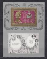 REPUBLICA DA GUINE - BISSAU Mi.Nr. Block 110 A - Königin Elisabeth II - MNH - Guinea-Bissau