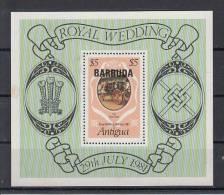 ANTIGUA BARBUDA. Block 62 - Königin Elisabeth II - MNH - Guinea-Bissau