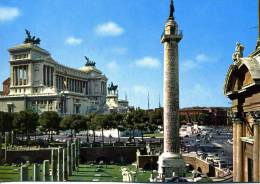 Rom - Nationaldenkmal Für Viktor Emanuel II -Altar Des Vaterlandes - Non Classés