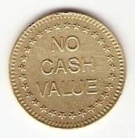 TOKEN;JETON;GETTONE - FREEDOM--NO CASH VALUE- FLAT EDGE,NICE GRADE - USA
