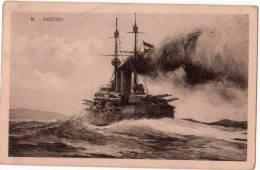 S.M.S.  Radetzky  ,     K.u.K.  Marine-Feldpost - Croatie