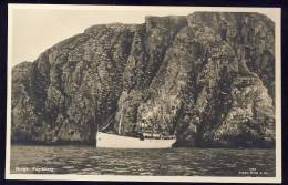 Norway   FUGLEBERG   Ship  Schiffe       Old Postcard - Norway
