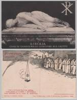 19503 Cartolina Roma Catacombe San Calisto Non Viaggiata - Non Classificati