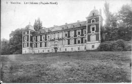 Marchin 6: Le Château. Façade Nord 1911 - Marchin