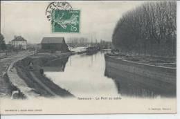 NEMOURS - Le Port Au Sable - Péniche - Nemours