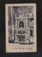 MALTA  - OLD CIGARETTE CARD BY (GALATA & SENATOR ) RAFAEL COTTONER - Zigaretten