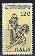 1979 - Italia 1467 Malattie Digestive - Malattie