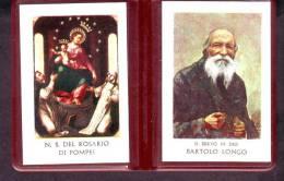 Servo Di Dio Bartolo Longo,  Mini  Santino Con Custodia - Religione & Esoterismo