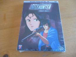 "DVD  NICKY LARSON ""city Hunter "" Saison 1 - Vol. 4 - Manga"