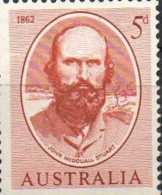 Australia 1962 5d Stuart Centenary MNH - 1952-65 Elizabeth II : Pre-Decimals