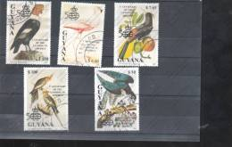 SELLOS DE GUYANE - Birds