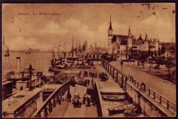 Antwerpen - Het Steen En De Aanlegplaats - Antwerpen