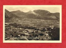 * Vue Panoramique De La Route De Lans.Au Fond Le Néron.Chamechaude Et La Pinéa - Frankreich