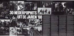 * 2LP *  HIT SOUVENIRS. 30 NEDERPOPHITS UIT DE JAREN '60  (1976 DutchBeat EX-!!!) - Compilaties
