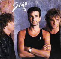 * LP *  SAGA - WILDEST DREAMS (Germany 1987) - Rock