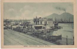 NAPOLI-immacolatella-stazione Marittima - Italie