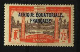 Gabon   N°    104   Neuf * Cote Y&T   2,20  €uro  Au Quart De Cote