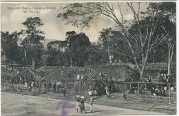 Bau Der Ausstellungsgebaude In Palime  No 665 P. Used Porto Novo - Togo