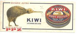 Buvard  Kiwi Le Cirage De Luxe Exclusivité PPZ Oiseau Boite - Wash & Clean