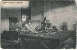 Belgique - Raccommodeurs De Glaces - Galcerie De Saint Gobain à Franière - Belgique