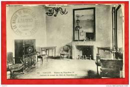 * AJACCIO-Maison De Napoléon 1er.Cabinet De Travail Du Père De Napoléon 1er(Voir Tampon) - Ajaccio
