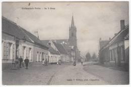 Hollandsch Putte - In 't Dorp - Geanimeerd - Uitg. F. Hoelen, Cappellen Nr 4653 - Gestuurd Naar Gent, België - Pays-Bas