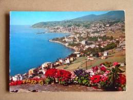 Im1128)  San Remo - Panorama Da Levante - Imperia