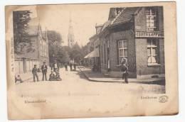 Eindhoven - Kloosterdreef - Zeer Geanimeerd - Uitg. M.F. Van Piere, Eindhoven - Gestuurd Naar Bokrijk, België - Eindhoven