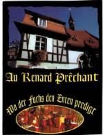 Strasbourg - Au Renard Prêchant - Strasbourg